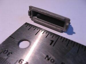 WR90-Half-Height-Waveguide-Aluminum-E-Plane-Bend-90-deg-Casting-NOS-Qty-1