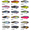 Strike-Pro-Cyber-Vibe-Fishing-Lures-NEW-Otto-039-s-Tackle-World thumbnail 2