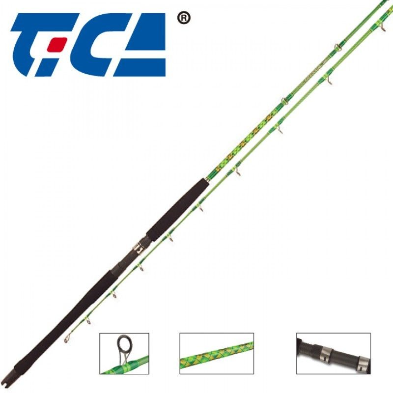 Angelrute TICA Wasabi 1.98mt 20LB beringt pacbay pacbay pacbay Japan Technologie bfa958