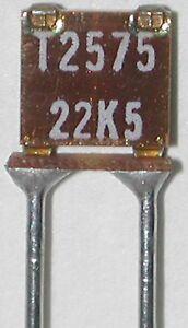 Belle Texas Composants Tx2575 Naked Aluminium Audio Résistance à 0.1% Ou Plus (tx2352 Var)-afficher Le Titre D'origine Usines Et Mines