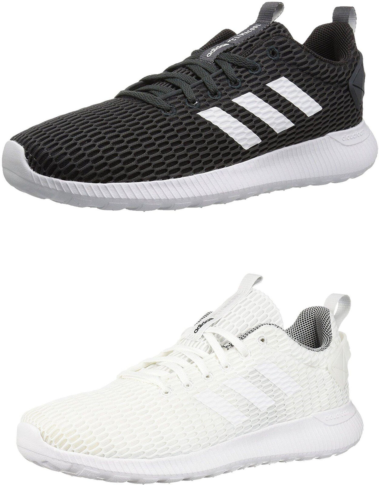 the latest c862c 1f3ac Details about adidas Neo Men's CloudFoam Lite Racer ClimaCool Shoes, 2  Colors