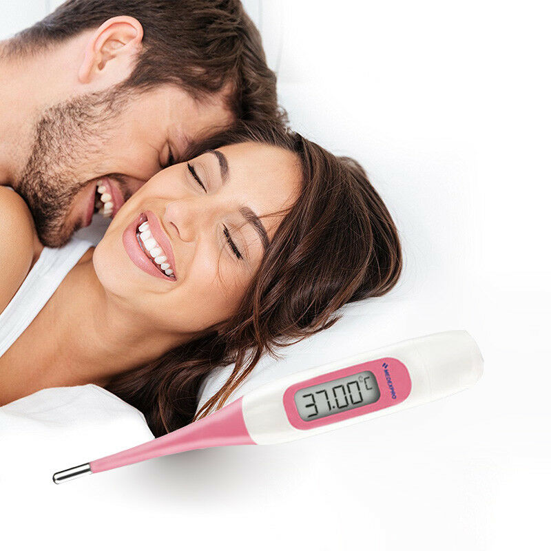 Digital Basal Measuring BBT Ovulation Easy Get Pregnant Ther
