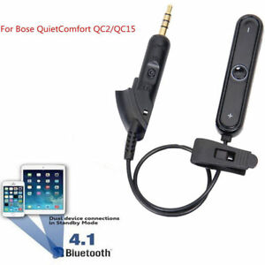 Bluetooth4-1-Receiver-Adapter-Cable-Replace-For-QuietComfort-QC15-Bose-gt-Headphone