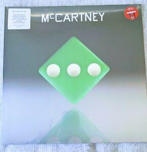 SHIPS TOMORROW! PAUL MCCARTNEY - III Target Exclusive Green Vinyl NEW & SEALED!