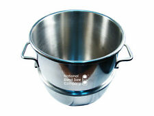 Mixer Bowl For Hobart Mixers Replaces 275690 Stainless Steel