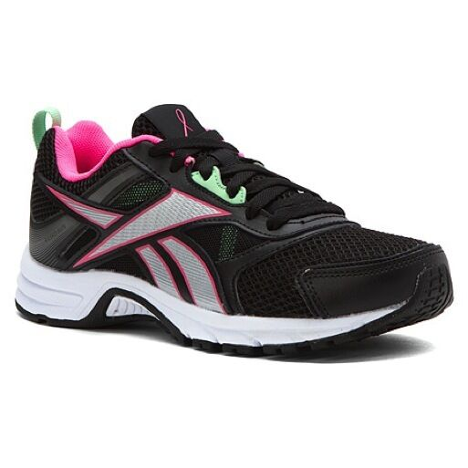 Reebok Rasko Run Women's Running shoes Black Silver Seafoam Pink V72056