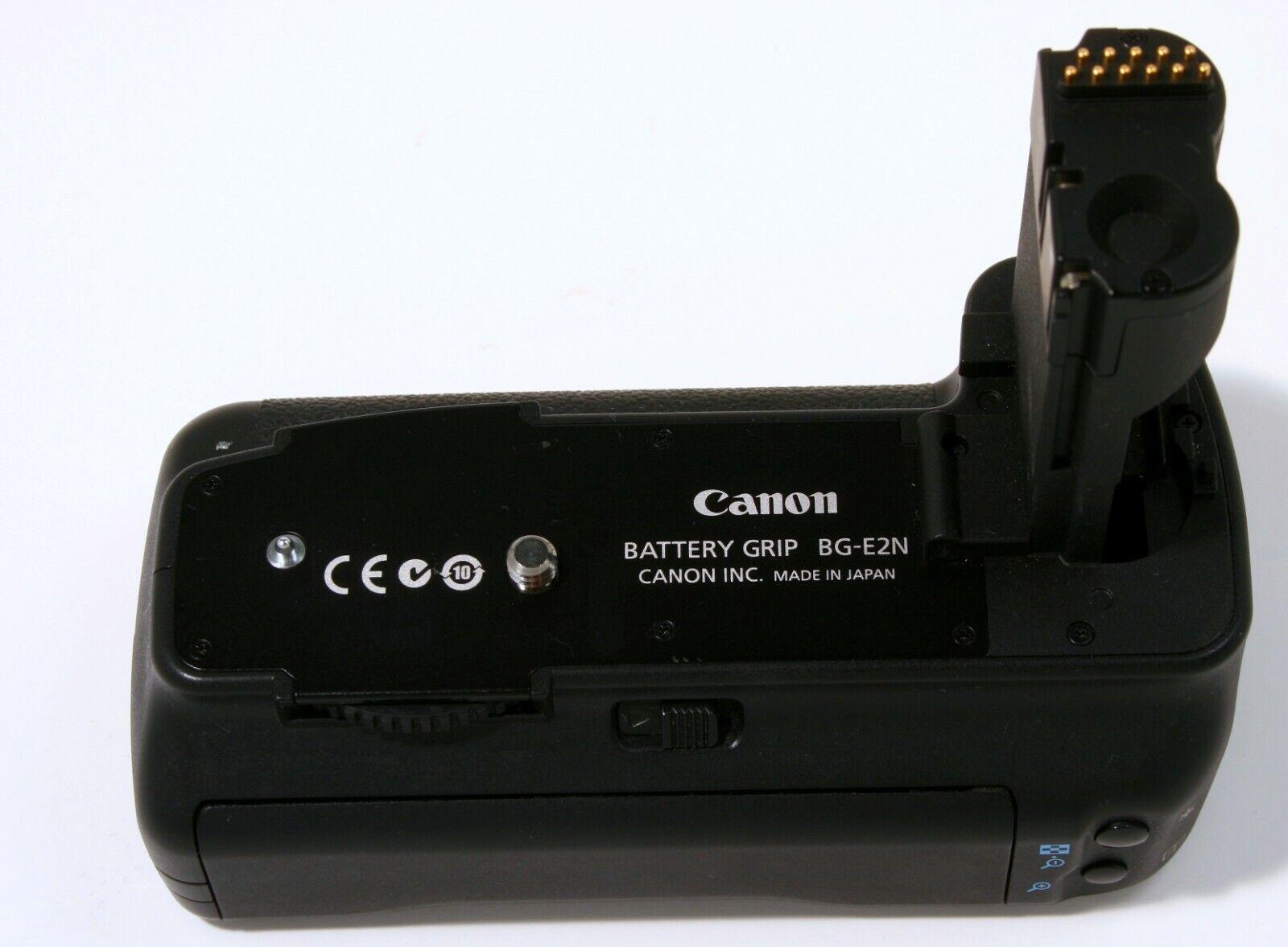 Canon BG-E2n Battery Grip for EOS 20D 30D 40D Camera