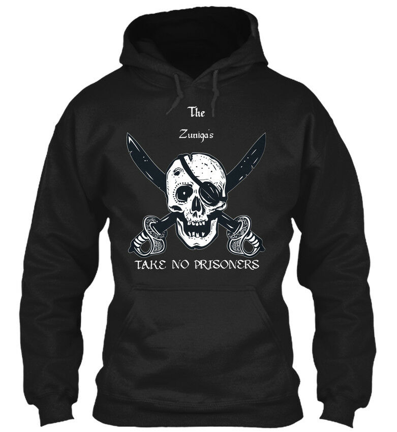 Zuniga Take No Prisoners  - The Zunigas Prisoners Prisoners Prisoners Standard College Hoodie  | Ausgezeichnete Qualität