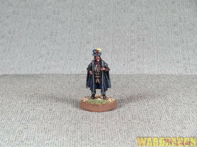 25mm Hobbit WDS painted Master of Lake-town q84