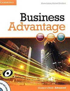 Cambridge-BUSINESS-ADVANTAGE-Student-039-s-Book-ADVANCED-C1-C2-with-DVD-NEW