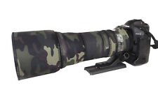 Tamron 150 600mm neoprene lens protection camouflage cover coat : AP camo