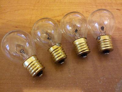 40s11N 2 X 40w LAVA LAMP LIGHT BULB S type E17 BASE 40 watt S11 S11N40 40s11