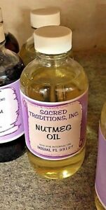 Details about Nutmeg Oil 16 oz Essential Oil 1 LB