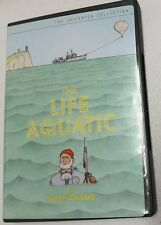 THE LIFE AQUATIC STEVE ZISSOU Criterion Collection