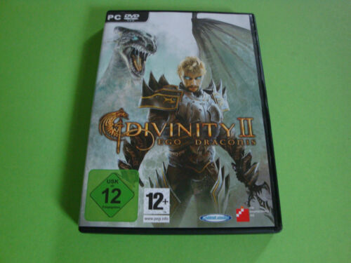 1 von 1 - Divinity II - Ego Draconis (PC, 2011, DVD-Box)