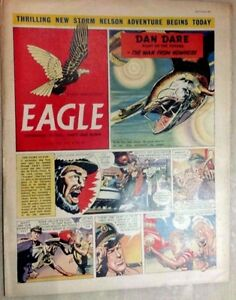 1955-Classic-Eagle-Comic-Vol-6-No-29-Dan-Dare-The-Man-From-Nowhere-22nd-July