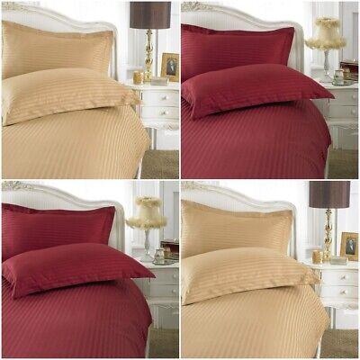 New T-200 Percale 100/% Egyptian Cotton Duvet Set Single//Double//King//Super King