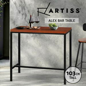 Artiss-Vintage-Industrial-High-Bar-Table-for-Stool-Kitchen-Cafe-Office-Desk