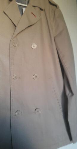 coat cotone di un Beige M da Trench paio dXSxTdn