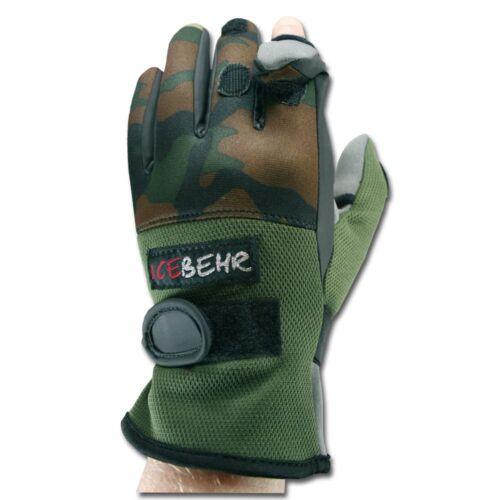 Schiesshandschuhe Neopren Light Handschuhe Anglerhandschuhe Einsatz Militär tarn