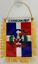 Dominican Republic Mini Banner Flag For Car /& Home Windows Mirror Hanging 6x4 DR