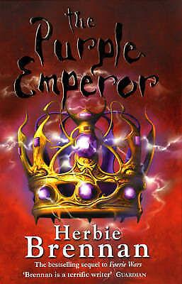 1 of 1 - (Good)-Purple Emperor: Faerie Wars II (Paperback)-Brennan, Herbie-0747577633
