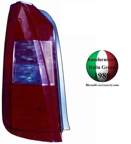 FANALE GRUPPO OTTICO POSTERIORE SX S//PORTALAM LANCIA MUSA 04/>07 DAL 2004 AL 2007