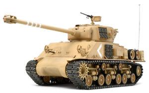 Tamiya-1-16-R-C-Full-Option-M51-SUPER-SHERMAN-Tank-Model-Kit-Israel-DF-56032