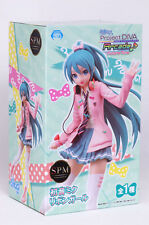 HATSUNE MIKU PROJECT DIVA ARCADE FUTURE TONE SPM FIGURE RIBBON GIRL SEGA 2017