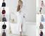 miniature 1 - Grand Hommes & Femme Tissu Éponge Peignoir 100% Coton Egyptien Robe de Chambre
