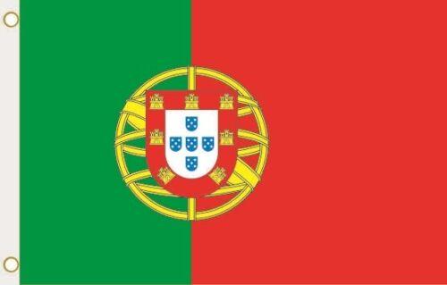 Flagge Fahne Portugal 90 x 150 cm zum Hissen