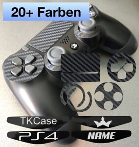PS4-Playstation-4-Sticker-aufkleber-controller-individuell