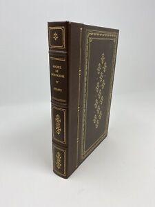 Twenty-Nine-Essays-Franklin-Library-1-4-Leather-Bound-by-Michel-De-Montaigne