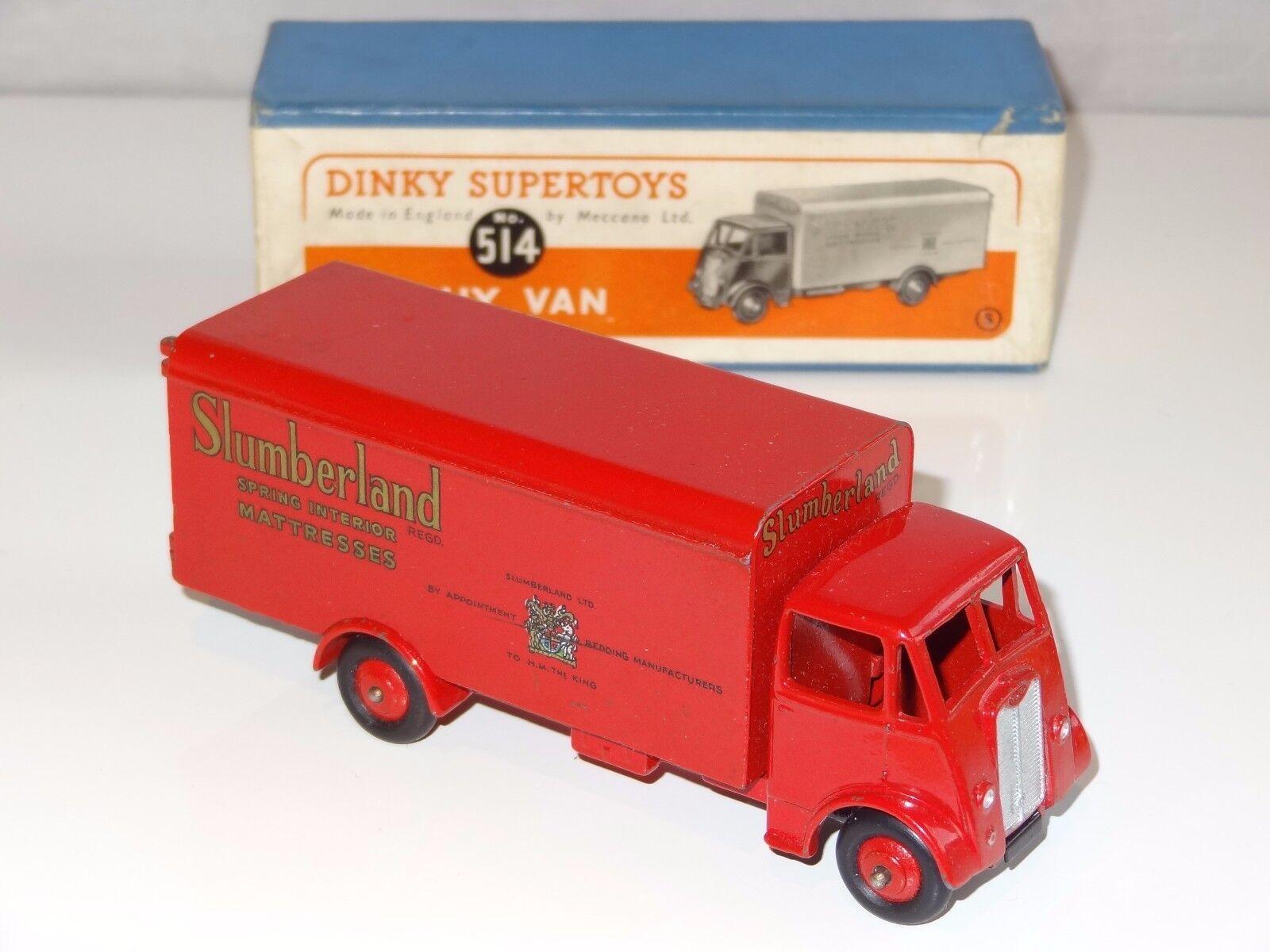 Dinky tipo Slumberland van - 514