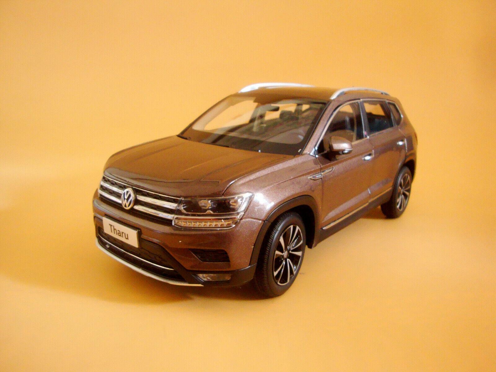 1 18 nouvelles Volkswagen THARU couleur brun