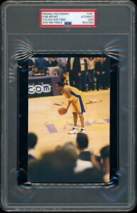 Kobe-Bryant-2000-NBA-Finals-LA-Lakers-Type-1-Original-Photo-PSA-DNA-Very-Rare