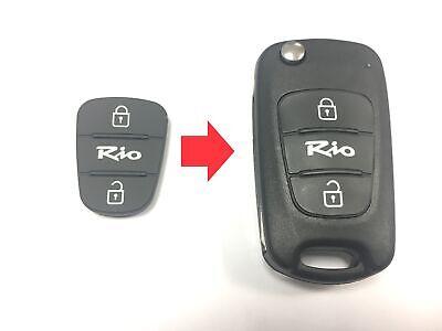 RFC Complete 3 button remote flip key for VW Volkswagen Caddy 2011-2015 UDS