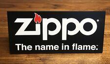 Zippo Display Vitrine nach 2010