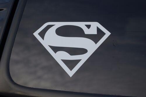 Superman Logo Vinyl Sticker Decal Truck Car Window Laptop Choose Size V335
