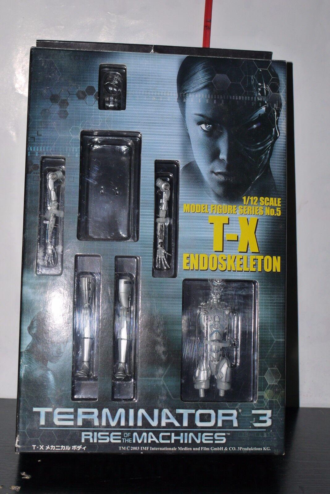 tienda de pescado para la venta Skynet Skynet Skynet 1 12 Figura Terminator 3 aumento de las máquinas T-x Terminatrix resistencia  respuestas rápidas