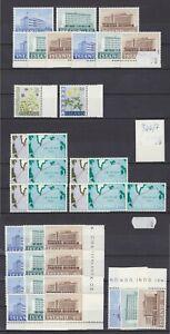 Island-Steckkarten-Posten-mit-ueber-370-Marken-aus-Island-bitte-ansehen
