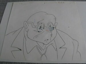 Ambitieux Lupin Iii The Third Douga Cel Anime Miyazaki Edgar Detective Shingo Araki 7 Diversifié Dans L'Emballage
