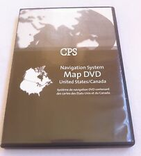 GPS 25753025 2.00 CADILLAC SRX DEVILLE SEVILLE 2003 2004 2005 NAVIGATION DVD