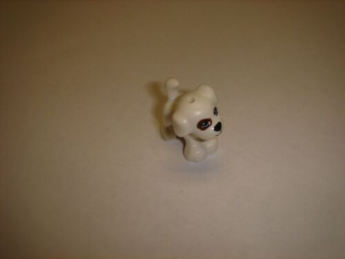 LEGO small  Puppy Dog Minifigure with Brown Spots new
