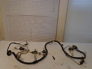 1978 1979 1980 two door buick regal sport brougham oem tail light Olds Wiring Harness  Buick Tail Light TPI Wiring Harness Car Wiring Harness Kits