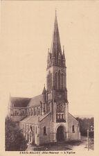 FAYS-BILLOT l'église écrite 1937