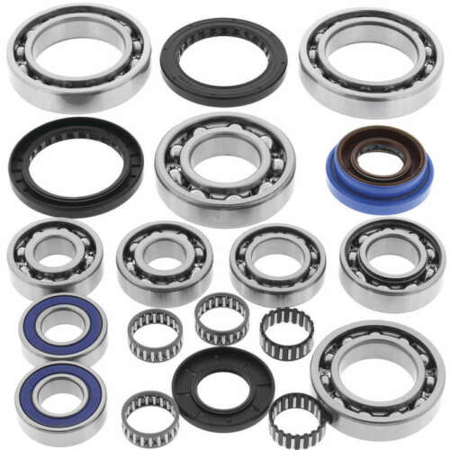 New 2010-2016 Polaris Ranger EV 4x4 Front Differential Bearing /& Seal Kit