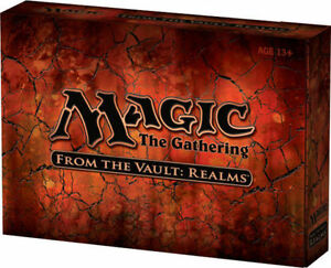 MTG-From-the-Vault-Realms-Box-Sealed-Magic-the-Gathering-New