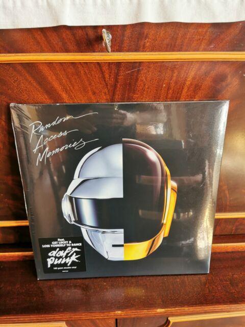 Random Access Memories par Daft Punk (2xVinyles, édition 2013)