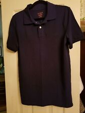Boys Dress Shirt Short Sleeve School Uniform Solid Kids Size 4-20 Formal Party